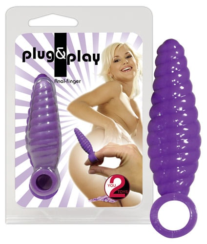 Plug & Play Analfinger